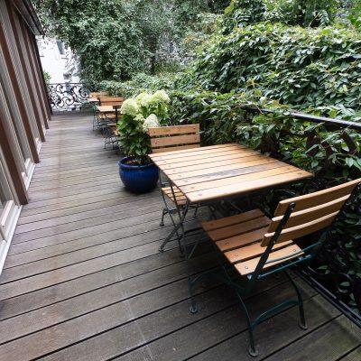 Garten/Innenhof